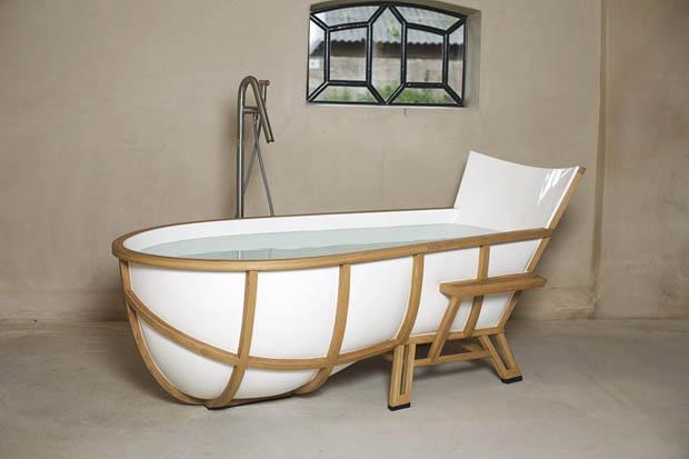 อ่างอาบน้ำสวยๆ