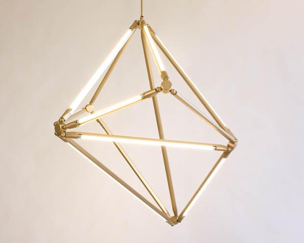โคมไฟสีทอง
