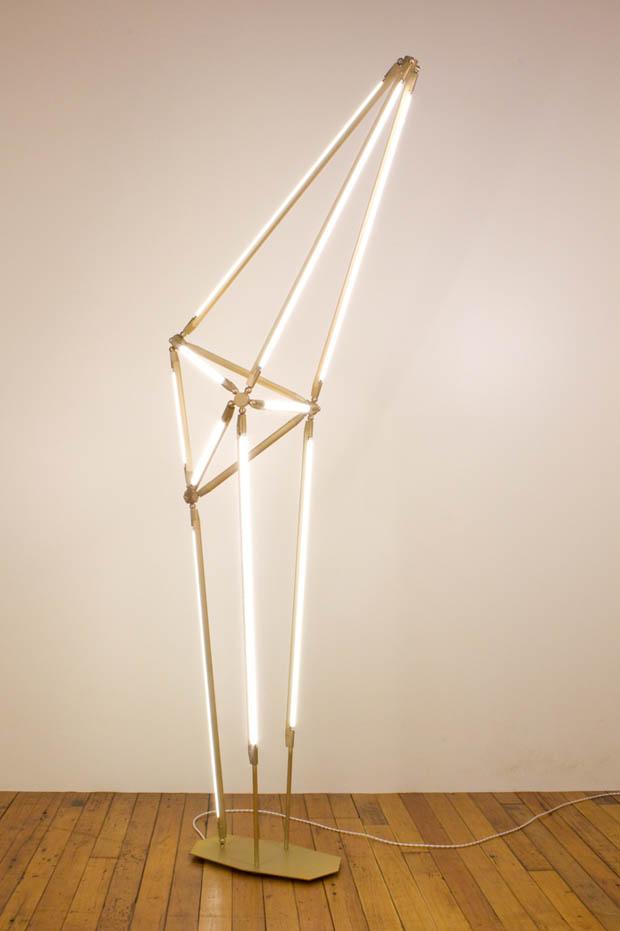 โคมไฟตั้งพื้น สไตล์โมเดิร์น