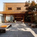 บ้านสองไม้ชั้น สไตล์ญี่ปุ่น