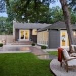 แบบบ้านชั้นเดียวออกแบบพื้นที่เป็นสัดส่วน