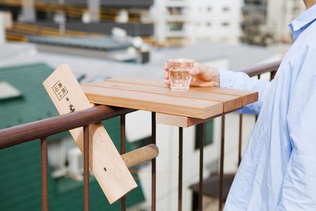 โต๊ะกาแฟ โต๊ะไม้ ขนาดเล็ก